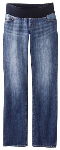 Liz Lange for Target Maternity Light Wash Denim Jeans Blue for Target for Target®
