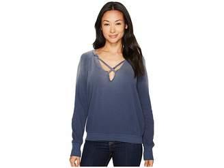 LnA Don't Cross Me Sweatshirt Women's Sweatshirt