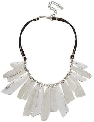 Robert Lee Morris Soho Bib Necklace, 16.5""