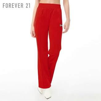 Forever 21 (フォーエバー 21) - Forever 21 Tokyoピンタックストレートパンツ