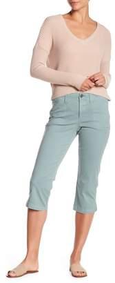 NYDJ Topstitch Cropped Pants