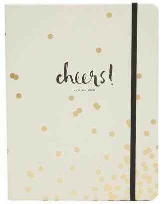 Kate Spade Confetti Party Planning Book
