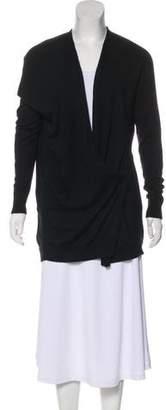 The Row V-neck Knit Cardigan