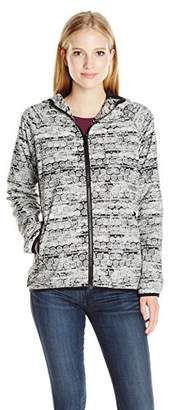 Element Juniors Crisp Air Printed Windbreaker Jacket $65 thestylecure.com