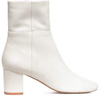 H&M Ankle Boots - White