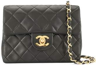 b73aeba6b42f Chanel Pre-Owned CC logos single chain shoulder bag