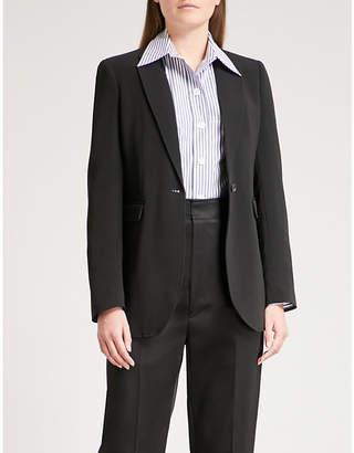 Joseph Single-breasted wool jacket
