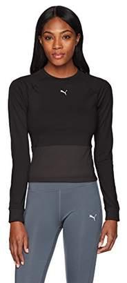 Puma Women's En Pointe Tight Long Sleeve Shirt