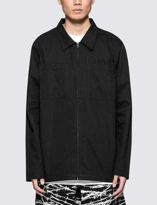 Pleasures Garage Shirt Jacket
