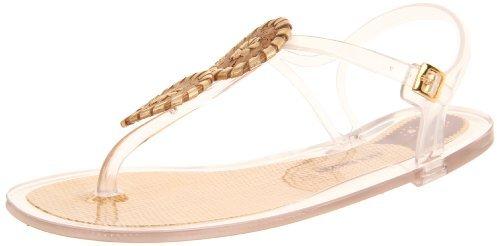 Jack Rogers Women's Marrekesh Jelly Thong Sandal