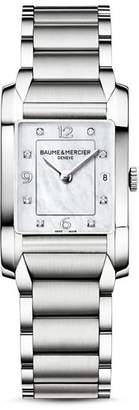 Baume & Mercier Hampton Diamond Watch, 34.5mm
