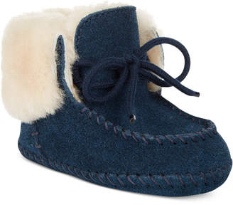 UGG® Infant I Sparrow Booties $60 thestylecure.com