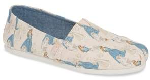 Toms x Disney(R) Graphic Alpargata Slip-On