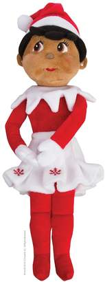 The Elf On The Shelf Plushee Pal Brown-Eyed Girl Plush Toy by The Elf on the Shelf