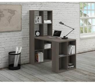Norton Co. A&J Homes Studio Writing Desk with Hutch