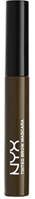 NYX Cosmetics Tinted Brow Mascara TBM04 - Espresso $10.69 thestylecure.com