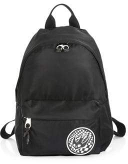 McQ Men's Classic Backpack - Darkest Black