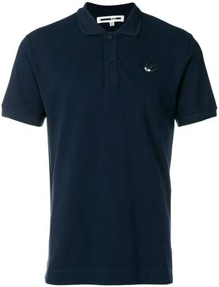 McQ logo polo shirt