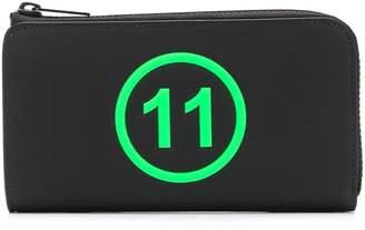 Maison Margiela 11 print long wallet