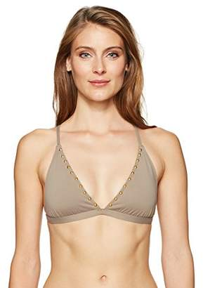 LaBlanca La Blanca Women's Triangle Bra Bikini Swimsuit Top