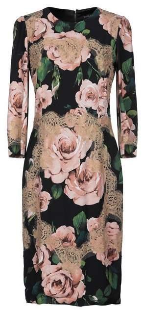 Buy Knee-length dress!