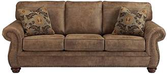Signature Design by Ashley Ashley Furniture Signature Design - Larkinhurst Sofa - Contemporary Style Couch - Earth