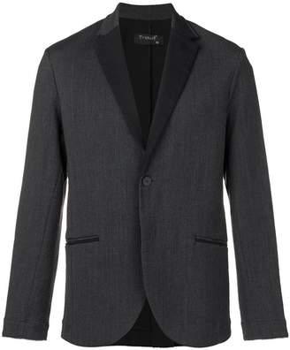 Transit long sleeved blazer