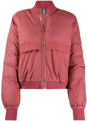 adidas by Stella McCartney padded bomber jacket