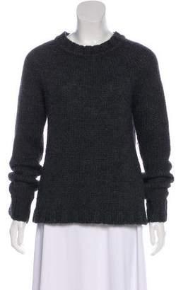 Anine Bing Alpaca-Blend Knit Sweater