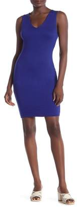 Blvd Jersey Tank Sheath Dress