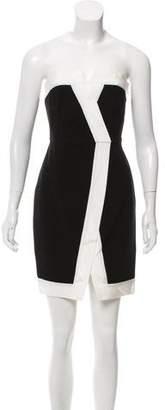 Rachel Zoe Corwin Strapless Mini Dress w/ Tags