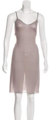 Missoni Silk Sleeveless Dress