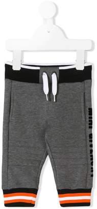 Givenchy Kids drawstring waist track pants