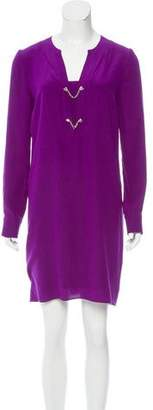 Gucci Silk Shift Dress