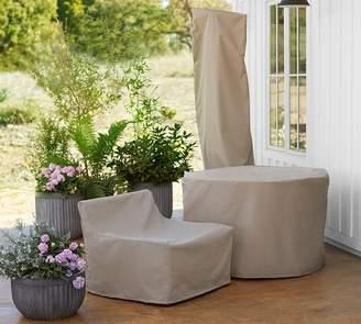 Pottery Barn Custom Zinc Rectangular Dining Set Furniture Cover