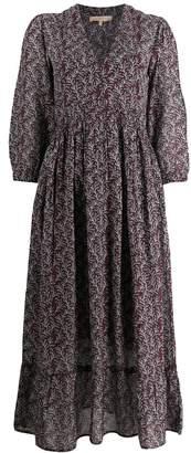 Vanessa Bruno floral midi dress