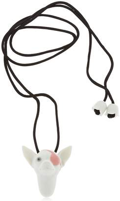 Lladro Chihuahua Animal Heroes Necklace