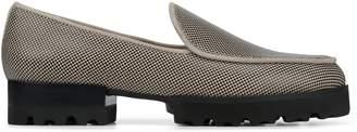 Donald J Pliner ELEN, Checker Print Loafer