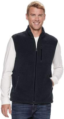 Sonoma Goods For Life Men's SONOMA Goods for Life Modern-Fit Sherpa Fleece Vest