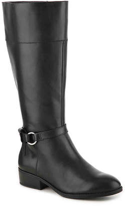 Lauren Ralph Lauren Makaila Wide Calf Riding Boot - Women's