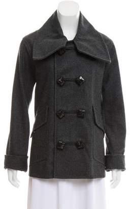 DSQUARED2 Virgin-Wool Blend Jacket