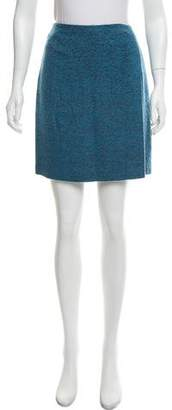 Blumarine Textured Mini Skirt