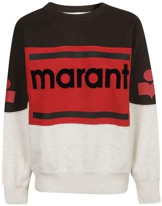Isabel Marant Gallian Logo Sweater