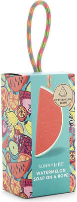 Sunnylife Watermelon soap on a rope $12 thestylecure.com