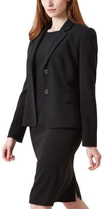 HOBBS LONDON Celina Tailored Blazer $335 thestylecure.com