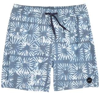 RVCA Duh Loris Swim Trunks