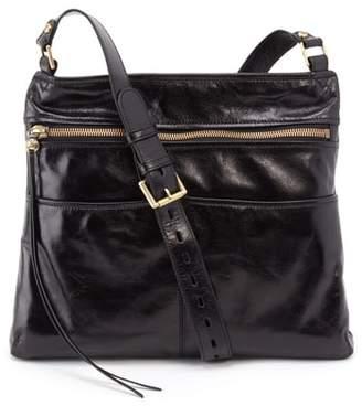Hobo Angler Calfskin Leather Crossbody Bag