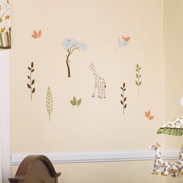Cocalo™ Baby Moremi Wall Decals