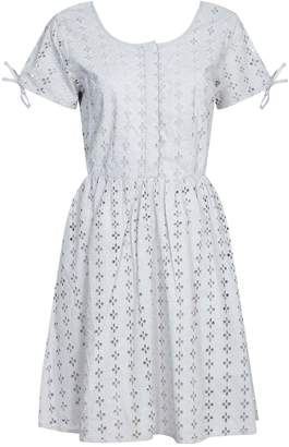 Yumi Broderie Anglaise day Dress