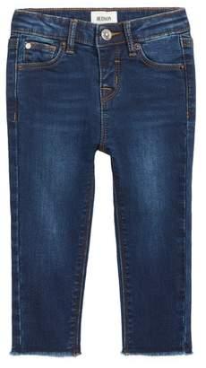 Hudson Cailin Raw Hem Skinny Jeans